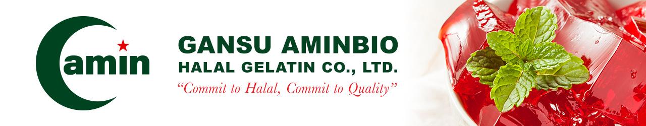 Gansu Aminbio Halal Gelatin