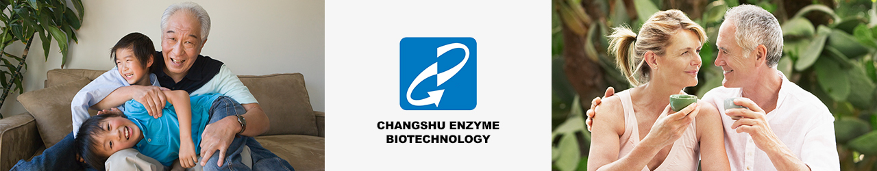 Changshu Enzyme Biotechnology Factory Banner