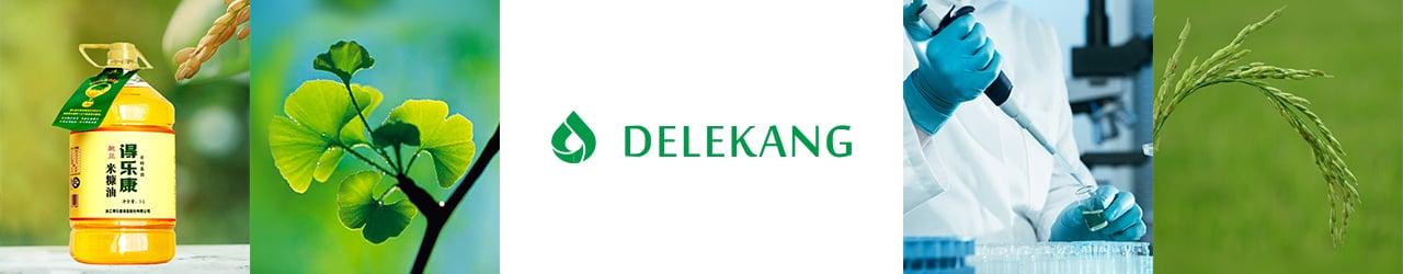 Delekang Food Co Factory Banner