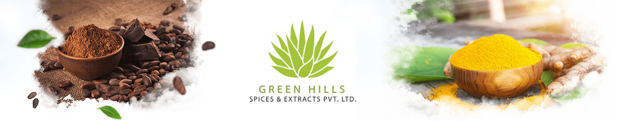 Green Hills Spices & Extracts PVT, Ltd