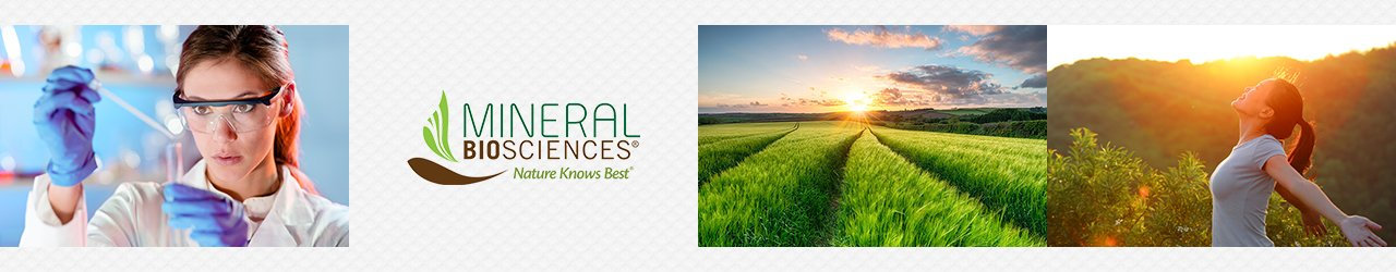 Mineral BioSciences Factory Banner
