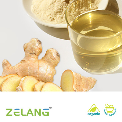 Organic Ginger Root Juice Powder by Zelang