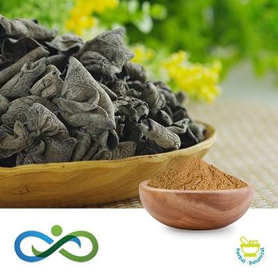 Black Fungus Ear Mushroom Powder by Shandong Premium Select Foods