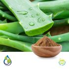 ALOE BARBADENSIS POWDER steam treated by S.A. Herbal Bioactives