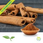 cinnamon powder, ground