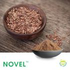Flax Seed Meal 60 Mesh by Novel Nutrients Pvt., Ltd