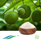 Monk Fruit Extract 50% Mogrosides V (NON-GMO,cGMP)