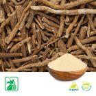 Organic Ashwagandha Root (Steam Sterilized)
