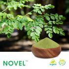 Organic Moringa Leaf Powder by Novel Nutrients