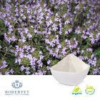 Organic Thyme Flower Top Essential Oil Powder by Robertet