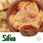 """Red Bell Pepper Flakes 3/8"""" by Silva International"""