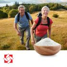 Vitamin K2 MK-7 1.0% Powder with DCP by Xiamen Kingdomway Biotech. Co., Ltd.