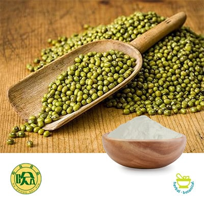 Hulled Mung Bean Protein by Harbin Hada Starch
