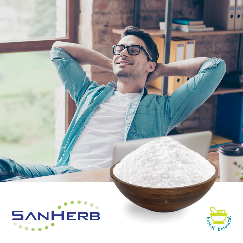 5 HTP 99% (Griffonia Seed Extract) by SanHerb