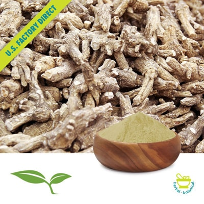 American Ginseng Root Powder by American Botanicals