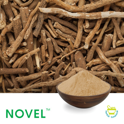 Ashwagandha Root 1.5% Withanolides by Novel Nutrients Pvt., Ltd