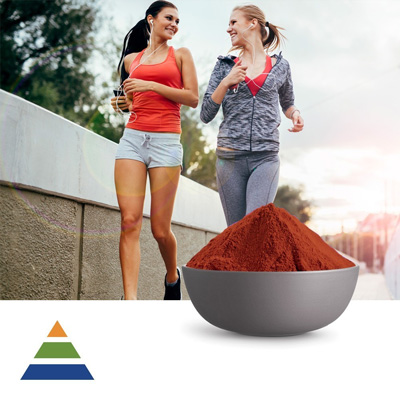 Astaxanthin 5% Uv Powder(Natural) by Shaanxi Kingsci Biotechnology Co.,Ltd