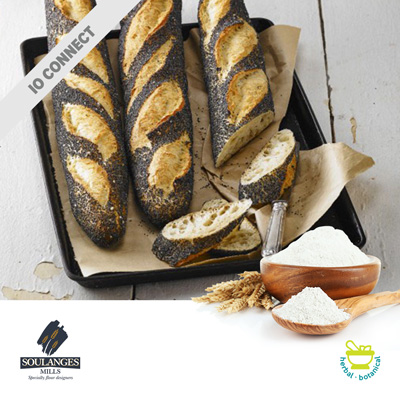 Baguette Flour by Les Moulins De Soulanges Inc.