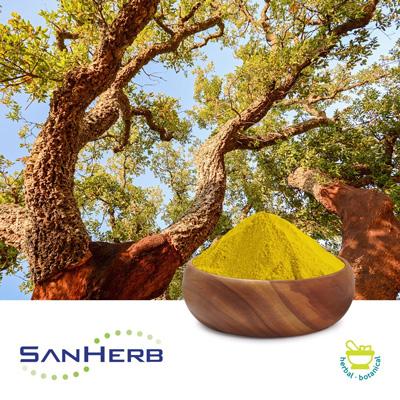 Berberine HCl 98% by Chengdu Sanherb Bioscience Inc.