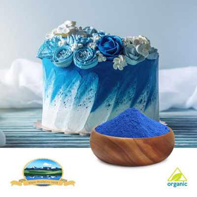 Org Spirulina Blue (Phycocyanin) by Bluetec Naturals Co., Ltd