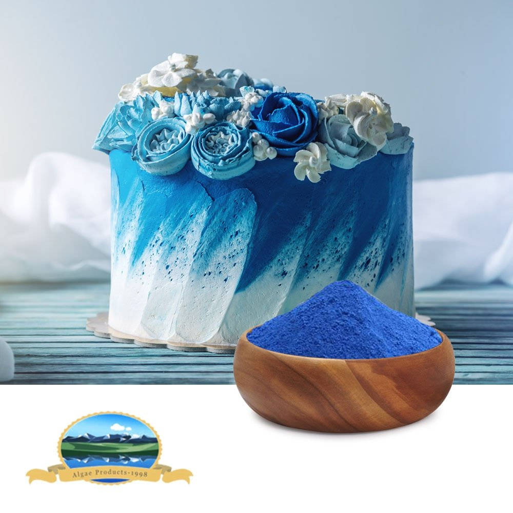 Spirulina Blue (Phycocyanin) by Bluetec Naturals Co., Ltd
