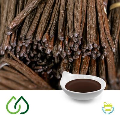 Bourbon Vanilla Extract 1 Fold by Plantex Sas