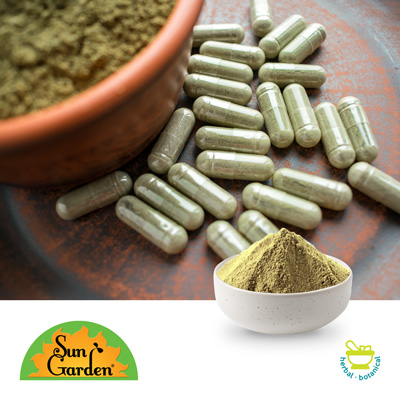 Kale Sprout Powder by Sungarden