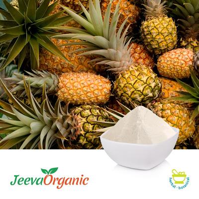 Bromelain 2400 GDU by Jeeva Organics Pvt. Ltd