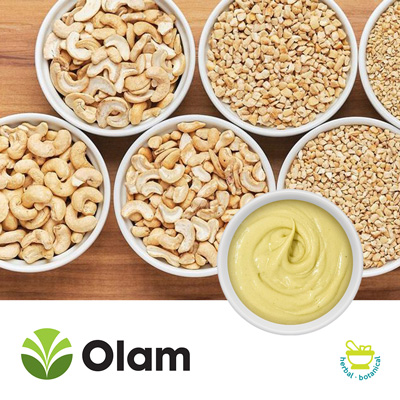 Pure Cashew Butter (Roasted Flavor) by Olam