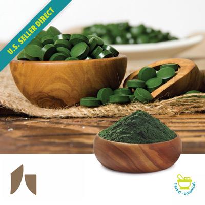 Chlorella Powder by Daesang Corp. Gunsan Plant