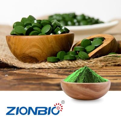 Chlorella Powder (Non-Broken Cell) by Yunnan Baoshan Zeyuan Microalgae Health Technology Co.,Ltd