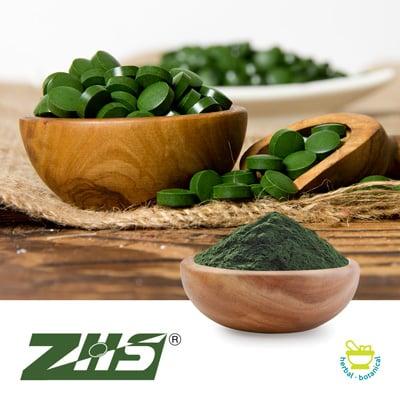 Chlorella Powder(Non-Broken cell) by ZHS