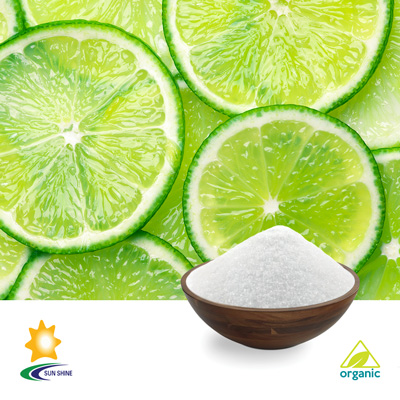 Citric Acid USP 30-100 Mesh by Sunshine