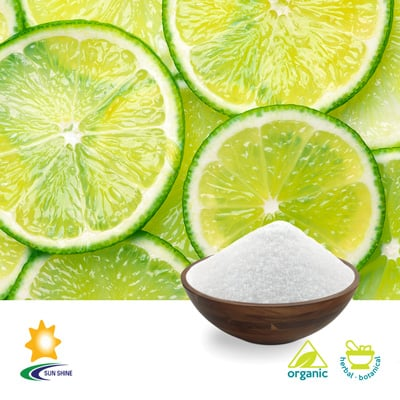 Citric Acid USP 10-40 Mesh by Sunshine