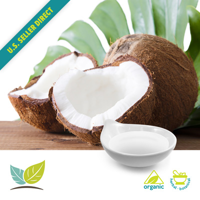 Organic Coconut Oil Extra Virgin by NB Foods S. de R.L. de C.V. (Natura Bio Foods)