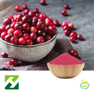 Cranberry Extract 4:1 (25kg Drum) by Organic Herb Inc.