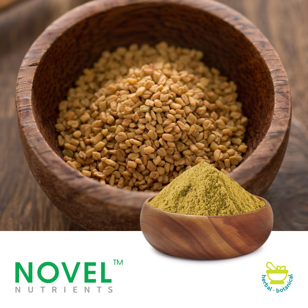 Fenugreek Extract 50% Saponins by Novel Nutrients