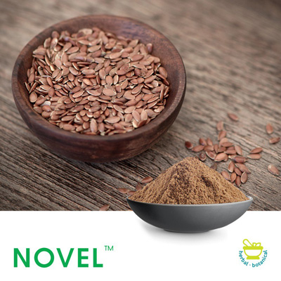 Flax Seed Meal 60 Mesh by Novel Nutrients