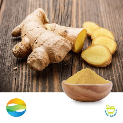 Ginger CO2 Extract 5% Gingerols HPLC by Chenguang Biotech Group Co., Ltd