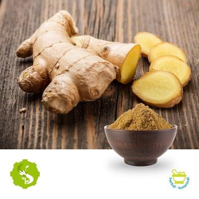 Ginger Root Powder by Hunan Essence