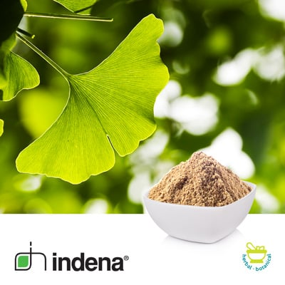 Ginkgoselect® (Ginkgo Biloba Dry Extract) by Indena