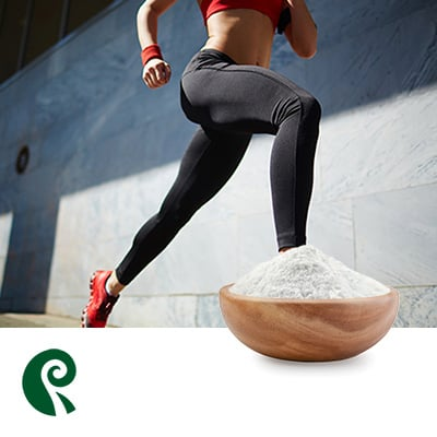 Glucosamine HCl 40 Mesh by Rixing