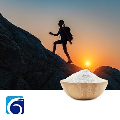 Glucuronolactone by Zibo Haolong Biotech Co., Ltd