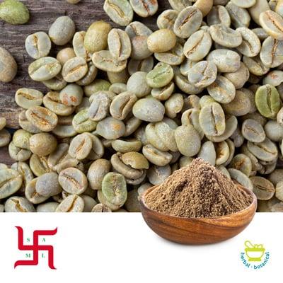 Green Coffee Bean P.E. 50% Chlorogenic Acid by SAML