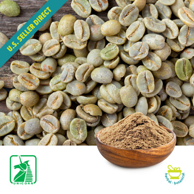 Green Coffee Bean P.E. 50% by Unicorn