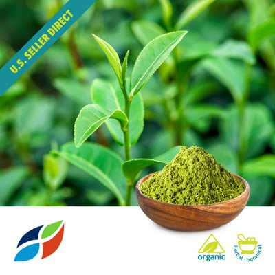 Org Green Tea Matcha- Cooking Grade by Institute of Hadong Green Tea Processing Manufactory
