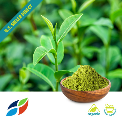 Org Green Tea Matcha- Ceremonial by Institute of Hadong Green Tea Processing Manufactory