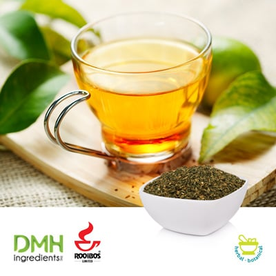 Green Rooibos (Fine Cut) (TBC) by DMH Ingredients/Rooibos