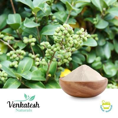 Guggul Extract 2.5% Guggulsterone HPLC by Venkatesh Food