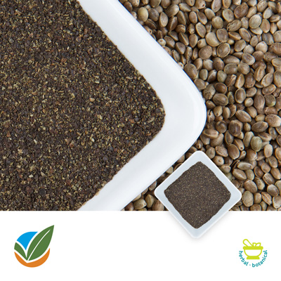 Conventional Hemp Powder 23% by Hemp Production Services